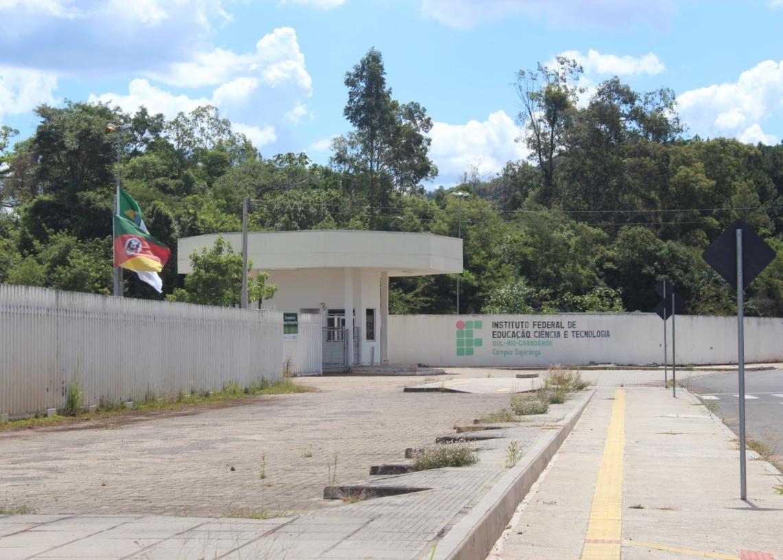 Campus do IFSul em Sapiranga fica localizado no bairro Quatro Colônias - Foto: Melissa Costa