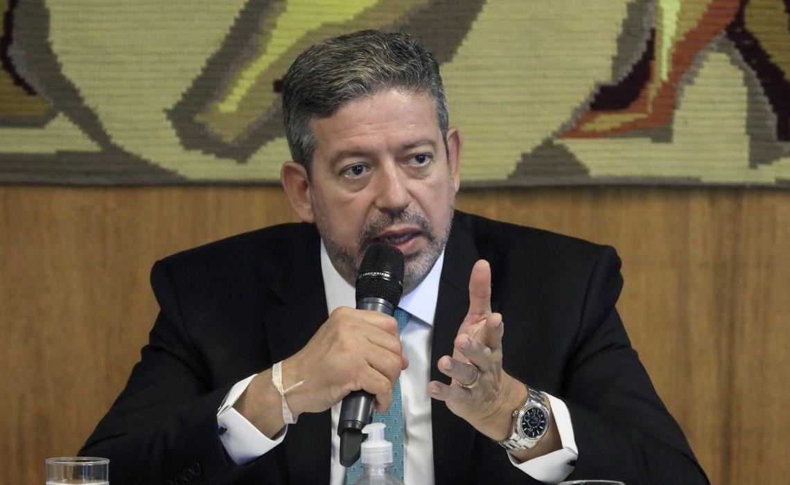 Reunião de líderes. Presidente da Câmara, dep. Arthur Lira (PP - AL)