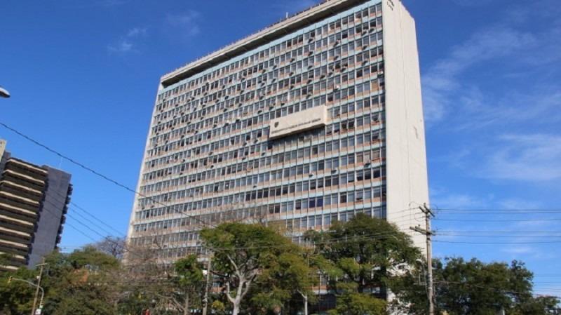 Prédio do Daer, em Porto Alegre, reúne todos os órgãos vinculados à Secretaria de Logística e Transportes - Foto: Arquivo Daer