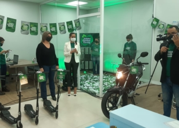 Promoção já sorteou motocicleta 0km - Foto: Divulgação