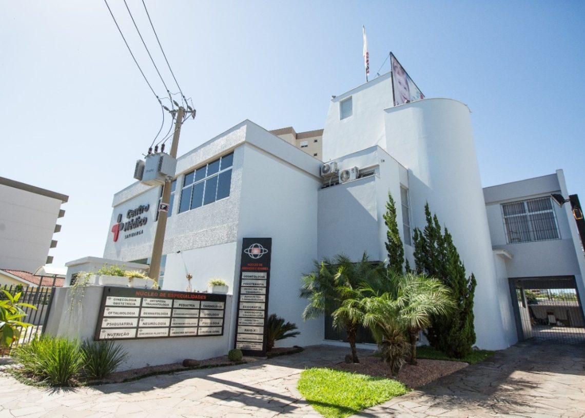 Centro Médico  Sapiranga é referência em atendimento  há mais de 40 anos  Foto: Divulgação