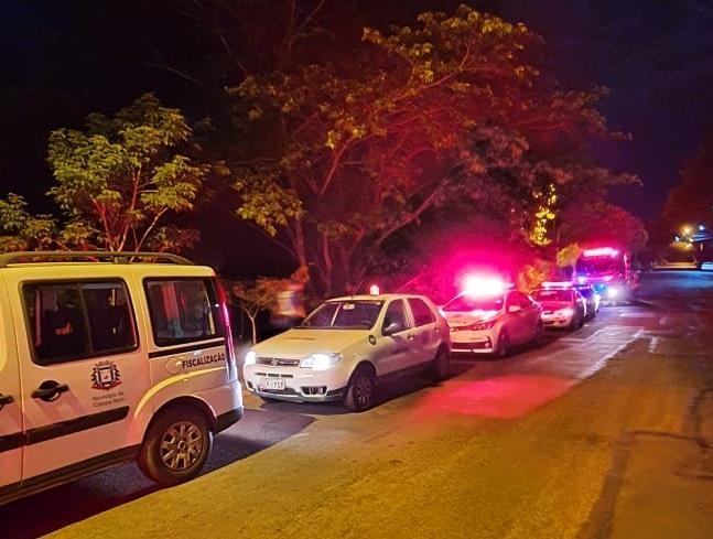 Somente no último final de semana, mais de 100 estabelecimentos foram vistoriados e orientados - Foto: Divulgação/PMCB