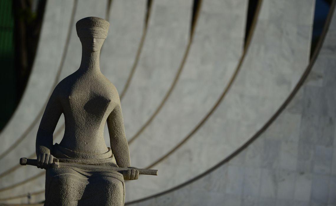 Fachada do edifício sede do Supremo Tribunal Federal - Foto: Marcello Casal Jr/Agência Brasil