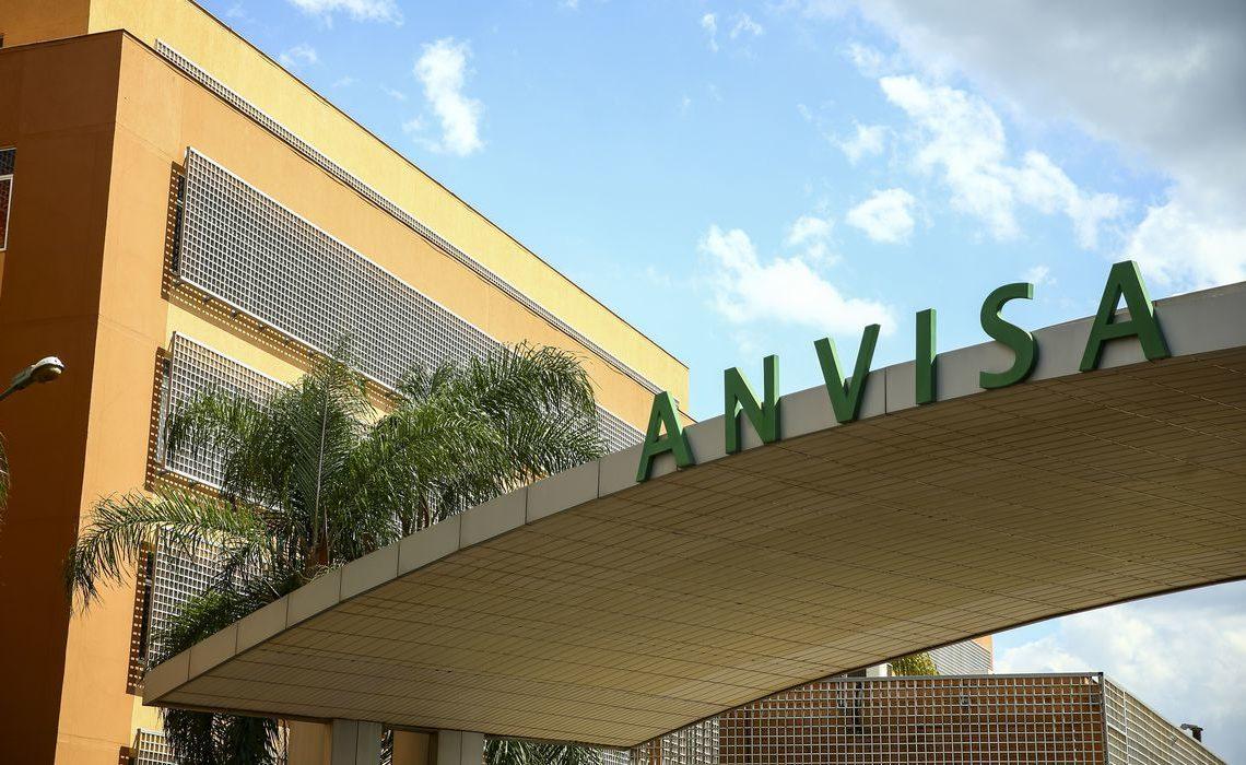 Fachada do edifício sede da Agência Nacional de Vigilância Sanitária (Anvisa) Foto: Marcelo Camargo/Agência Brasil