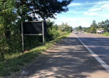 Acidente de trabalho ocorreu em empresa às margens da rodovia