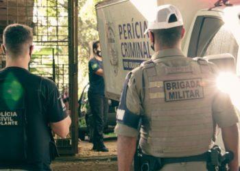 Ação integrada das forças de segurança conseguiu retomar tendência de redução nos roubos com mortes após alta em março - Foto: Grégori Bertó/SSP