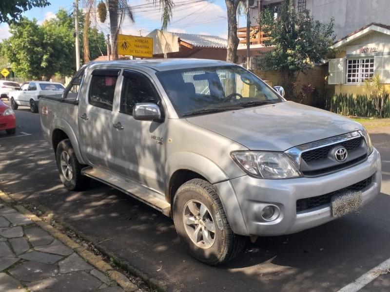 Veículo recuperado Foto: Brigada Militar
