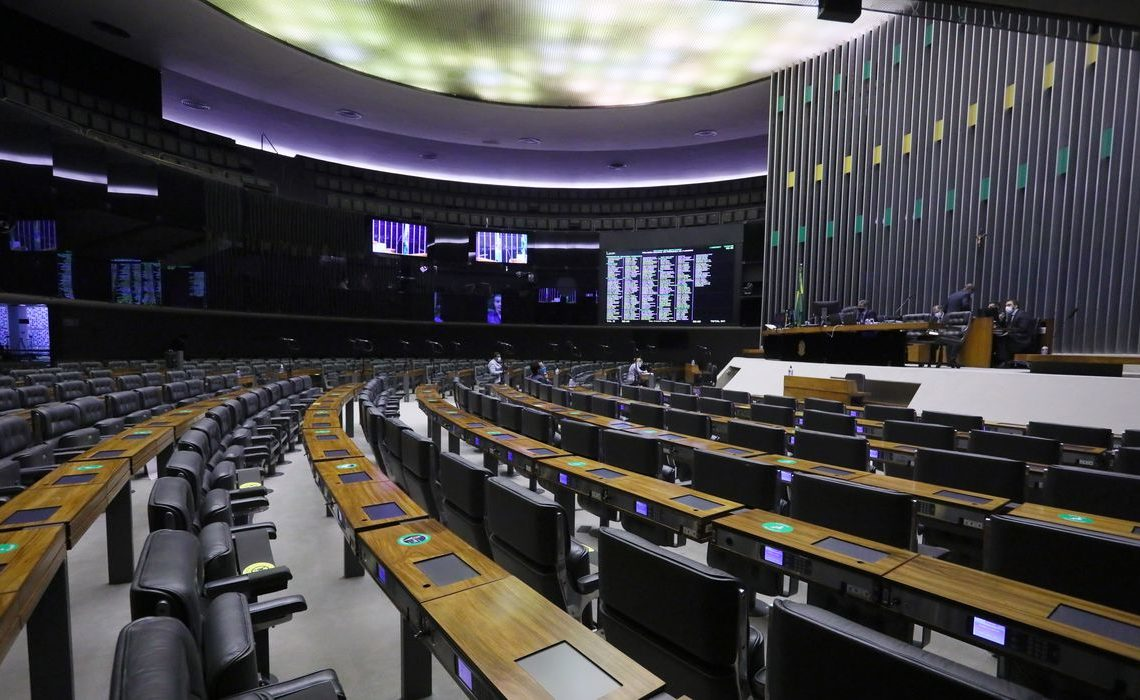 Plenário da Câmara dos Deputados Foto: Cleia Viana/Câmara dos Deputados