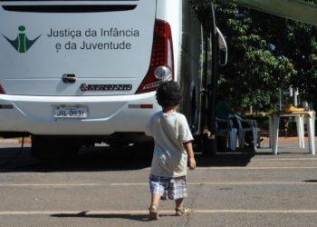Dia 25 de maio é o Dia Nacional da Adoção. E para comemorar a data, a Vara da Infância e da Juventude do DF – VIJ/DF celebra a data no Parque da Cidade (Antonio Cruz/Agência Brasil)