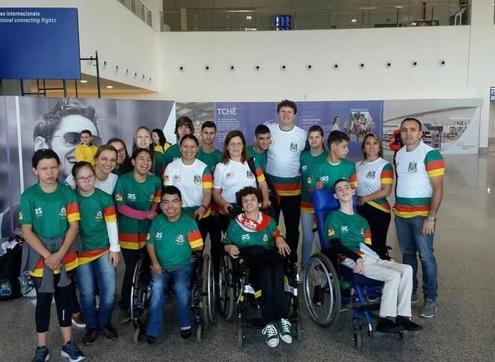 Sapiranga exibe com orgulho atletas  treinados no município  e que se destacam  (Fotos: Divulgação)