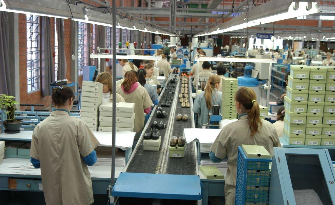 O setor da indústria é o destaque com saldo de 855 vagas   / Foto: Arquivo JR