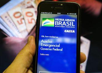 Saque do auxílio emergencial