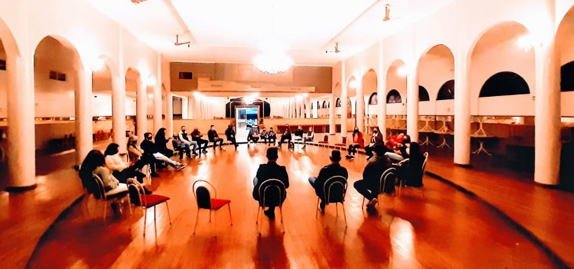 Reunião das Invernadas  realizada no início da semana Foto: Divulgação