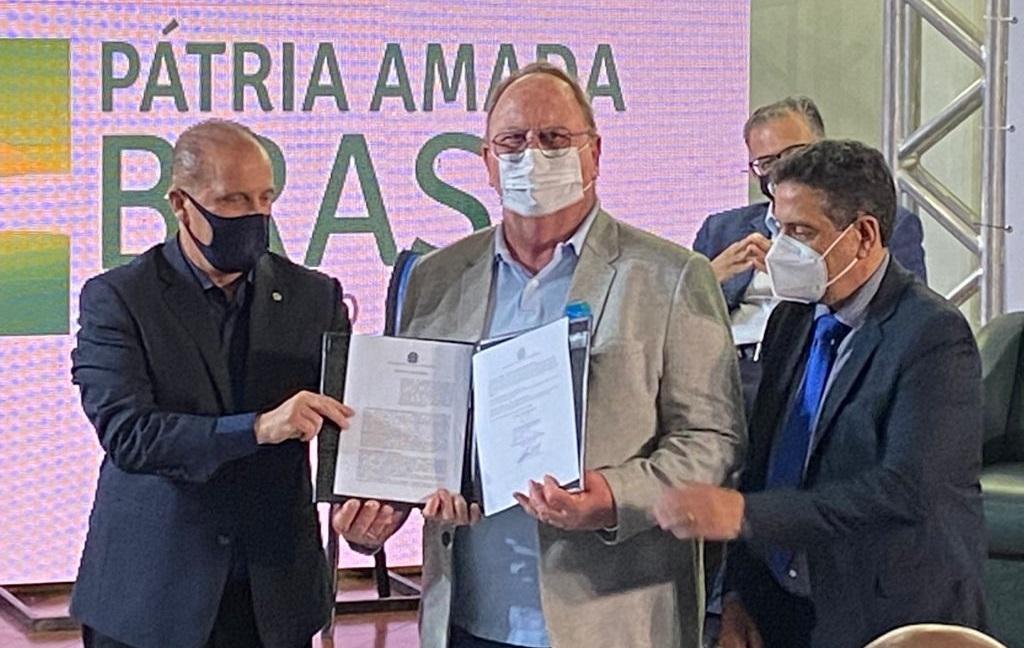 Foto: Divulgação Prefeitura de Nova Hartz