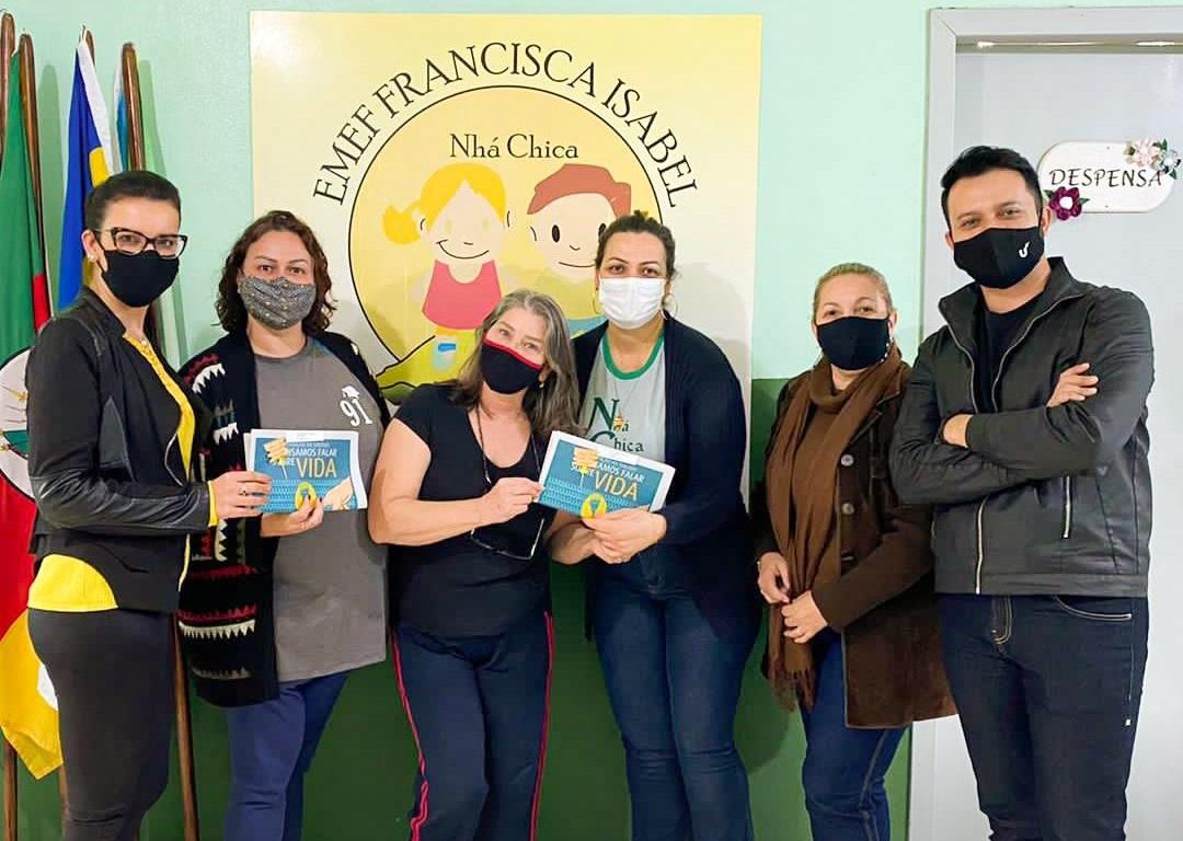 Foto: Divulgação Prefeitura de Araricá