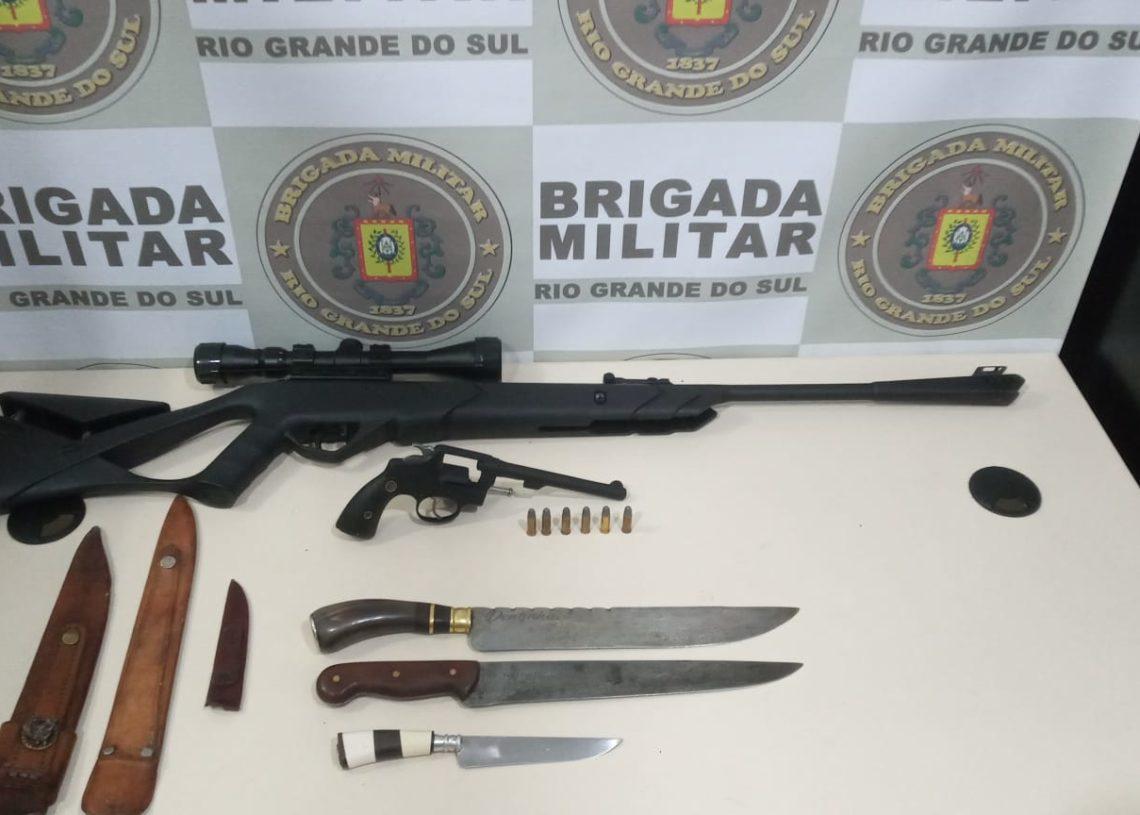 Foto: Divulgação Brigada Militar