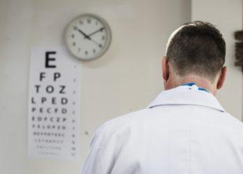 Eyes sight examine