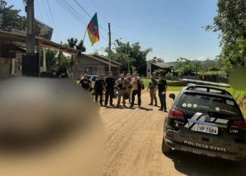 Operação ocorreu na manhã desta quinta (Foto: Polícia Civil)